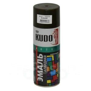 KU-1005 Эмаль универсальная хаки