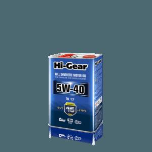 HG0544 5W-40 SN/CF  Масло моторное синтетическое. 4 литра.