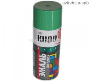 KU-10081 Эмаль универсальная зелёная