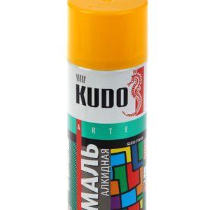 KU-1013 Эмаль универсальная желтая