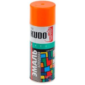 KU-1019 Эмаль универсальная оранжевая