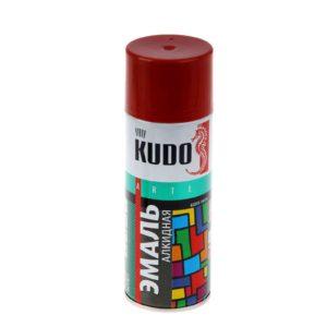 KU-1024 Эмаль универсальная красно-коричневая