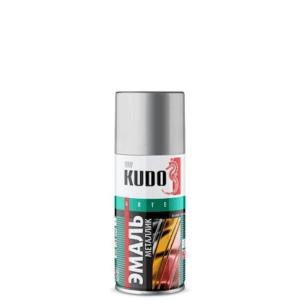 KU-1026 Эмаль металлик универсальная серебро