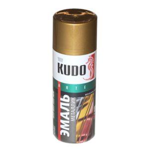 KU-1060 Эмаль металлик универсальная вечное золото
