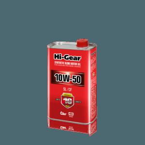 HG1150 10W-50 SL/CF  Масло моторное полусинтетическое. 1 литр.
