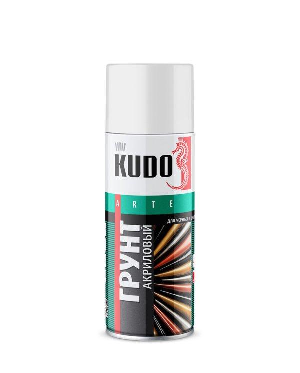 Kudo KU-2101 Грунт универсальный акриловый (серый) лакокрасочные материалы