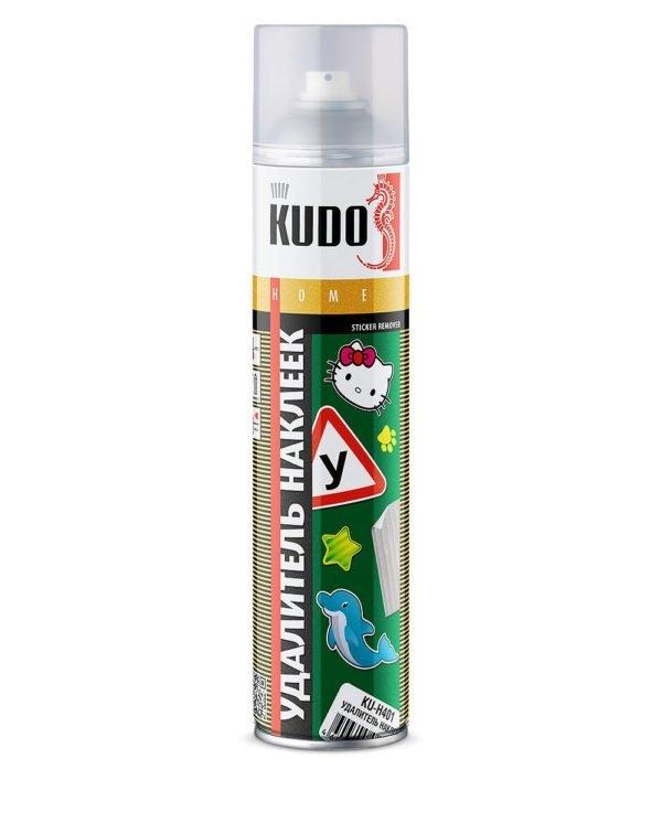 Kudo KU-H401 Удалитель наклеек и следов клея автохимия