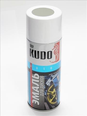 Kudo KU-5204 Эмаль для дисков болотная
