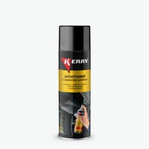 KR-971.1 Антигравийное покрытие с эффектом шагрени (серый)
