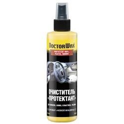 DW5244 Очиститель «Протектант» для винила, кожи, пластика, резины с ароматом «НОВАЯ МАШИНА».  236 мл