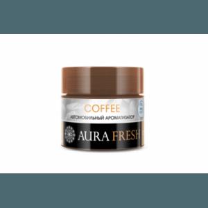 CG-0005 Ароматизатор AURA Fresh  CAR GEL Coffee