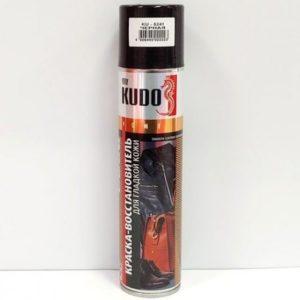 KU-5241 Краска для гладкой кожи чёрная