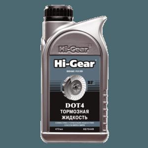 HG7044R Тормозная жидкость DOT-4.