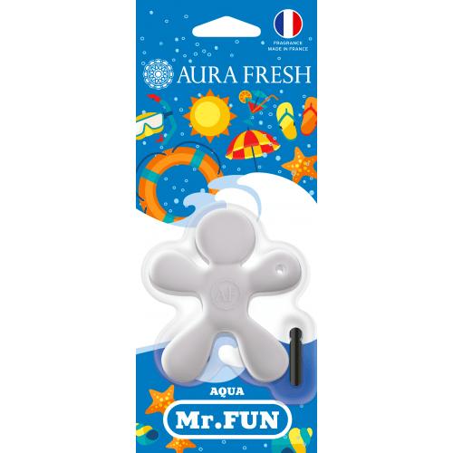 """Aura Fresh"" Ароматизатор MR FUN Agua (кор. 36 шт.)"