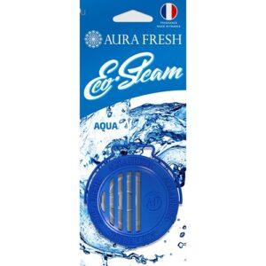 «Aura Fresh» Ароматизатор ECO STEAM Aqua (кор. 24 шт.)