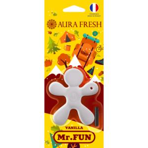 «Aura Fresh» Ароматизатор MR FUN Vanilla (кор. 36 шт.)