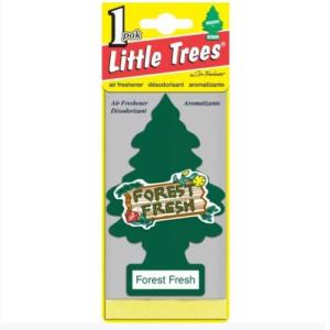 10109 «СВЕЖЕСТЬ ЛЕСА» Ёлочка ароматизатор «Little Trees»
