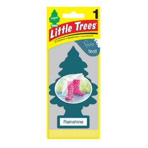 10249 «ВЕСЕННИЙ ДОЖДЬ» Ёлочка ароматизатор «Little Trees»