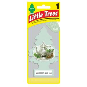 10262 «МАРОККАНСКАЯ МЯТА» Ёлочка ароматизатор «Little Trees»