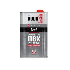 «Kudo» Очиститель пластика ПВХ аэрозольный № 5